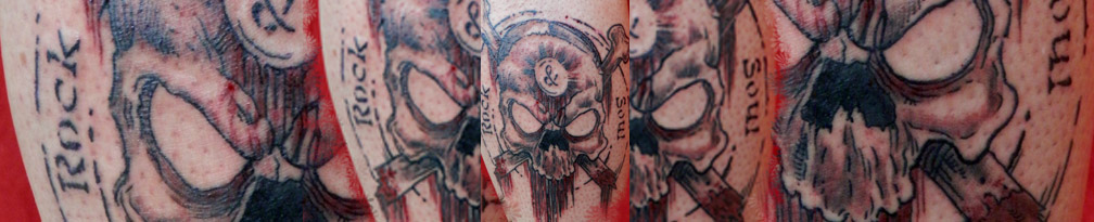 tatuaje rock soul