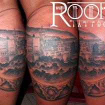 Tatuaje monumental
