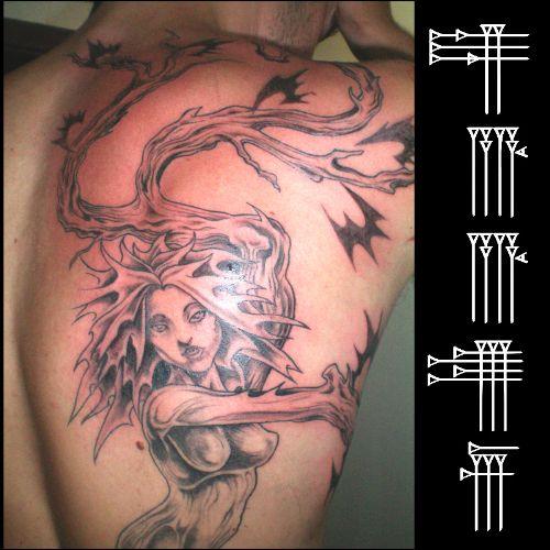 Tatuaje chico