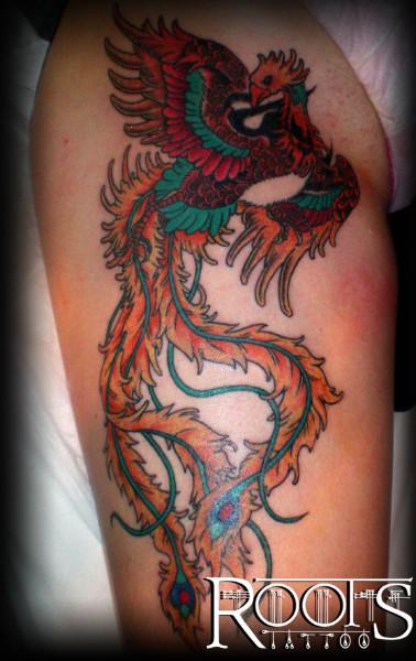 Ideas para tatuaje pierna mujer