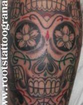 Tatuaje chicaano