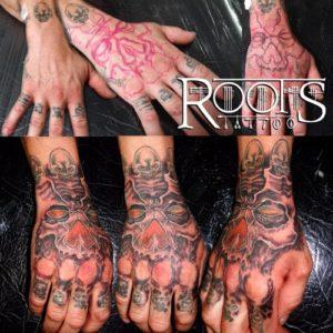Diseños para tatuaje en la mano
