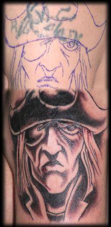 Tatuaje pirata