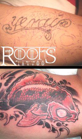 Tattoo japonés cover