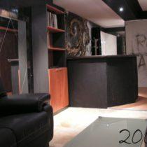 Zona de recepción original de Roots Tattoo