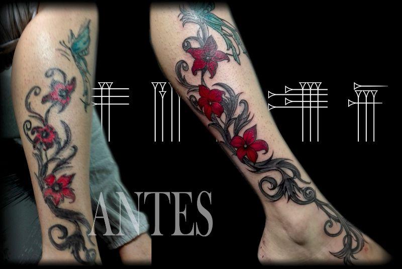 Como arreglar un tatuaje antiguo o mal hecho