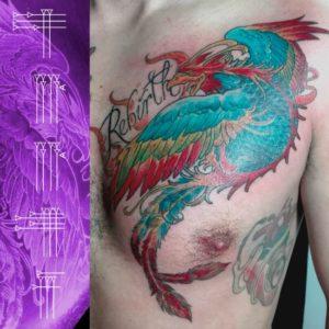 Tatuaje renacimiento
