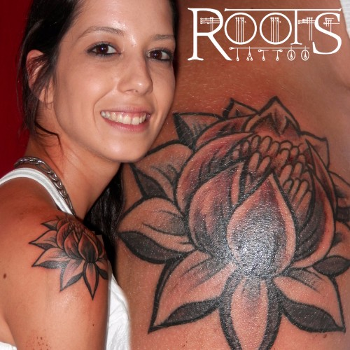 Tatuajes para hombro mujer