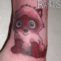 Diseños de gatos a color para tatuajes