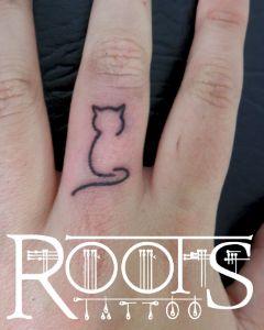 Tatuaje lineas