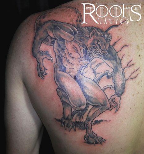Tatuaje paletilla