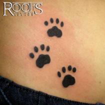 Huellecitas tatuadas