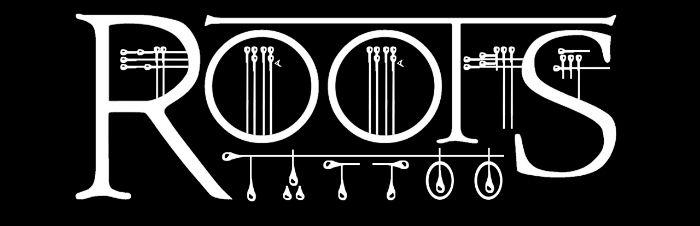 Logotipo Roots Tattoo Granada