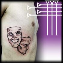 tatuaje teatro
