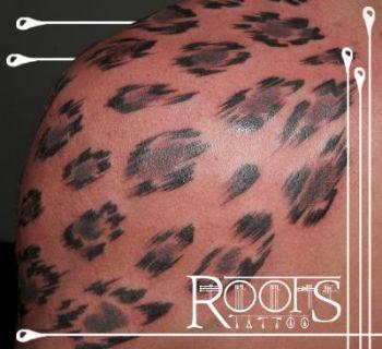 Marcas de felino con efectos