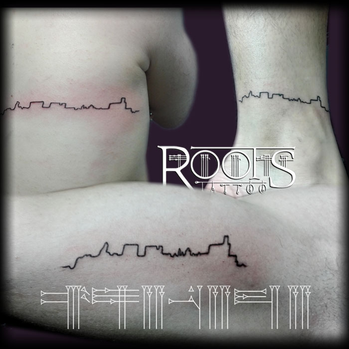 Tatuajes de grupo
