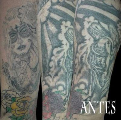Tattoo para reparar