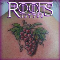 Tatuaje fruta