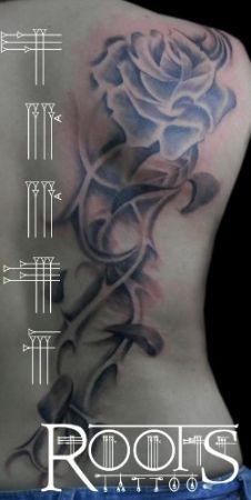 Tatuaje femenino