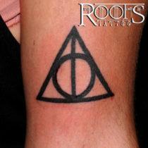 Tatuaje Harry Potter