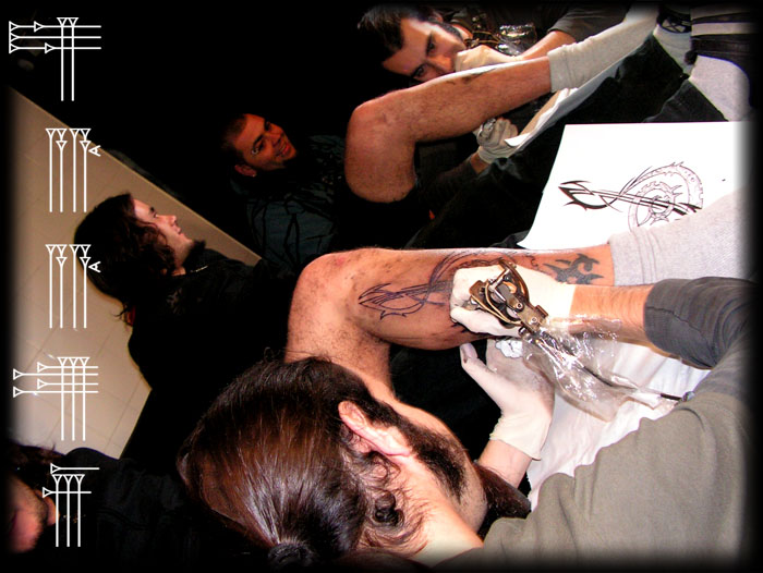 Sera, tatuador en Granada