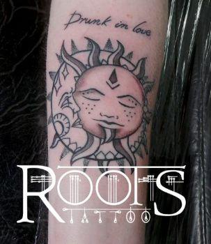 Tatuaje fino y elegante