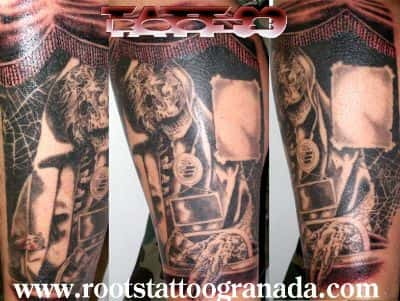 Tattoo Creepy