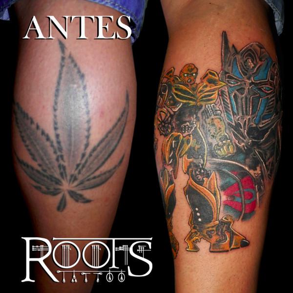 Tatuajes de cine