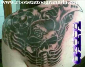 Cover up chica
