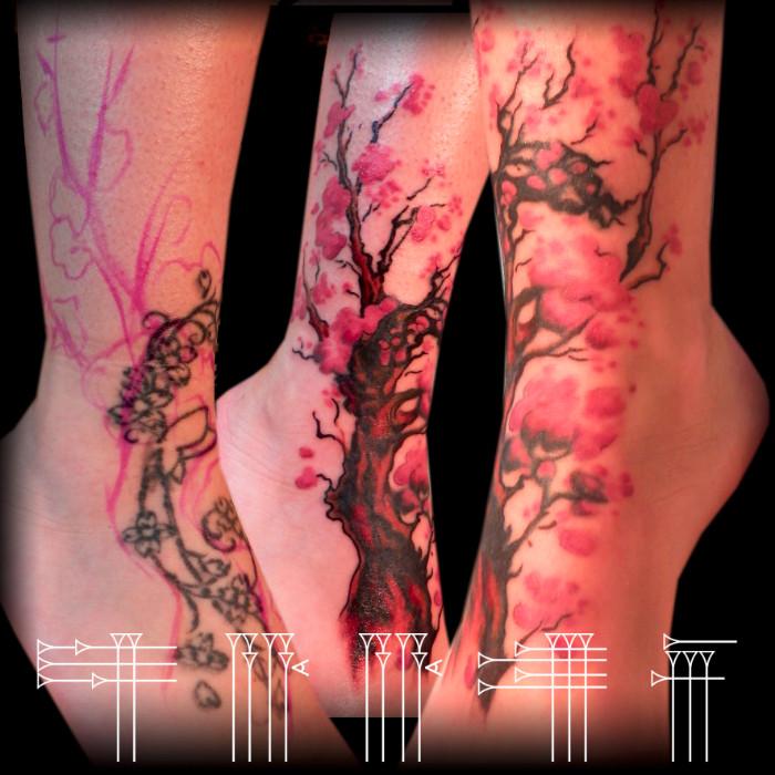 Tatuajes En El Pie Como Quedan Mejor Roots Tattoo Granada