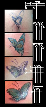 Butterfly covers