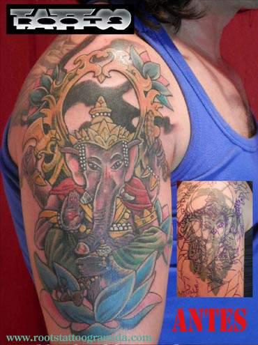 Tapados 2 - Roots Tattoo Granada