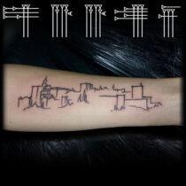 Alhambra tattoo