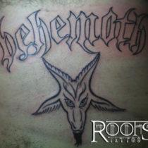 Logo Death Metal