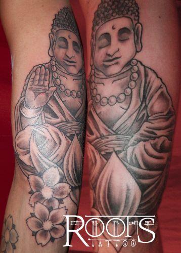 Tattoo interior brazo chica