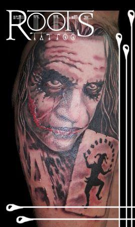 Guasón Tattoo