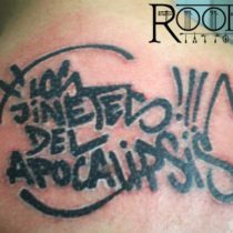 Logotipo rapero
