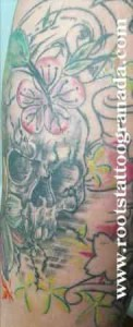 Tatuaje con simbología