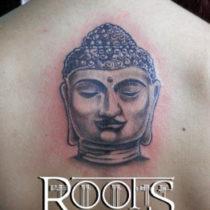 Trabajo en sombras estudio profesional de tatuajes en Granada