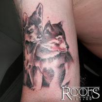 Pretty pets tattoo