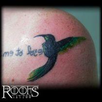 Tatuaje muy pequeño