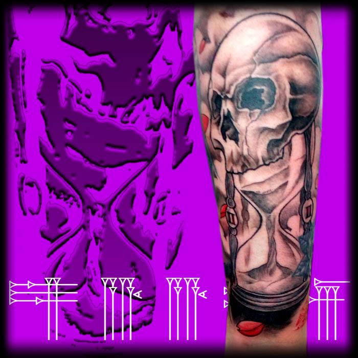 Tattoo neotradicional Granada