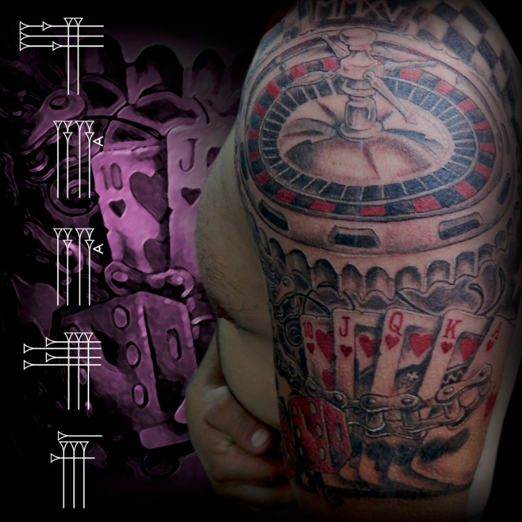 Lucky Tattoo