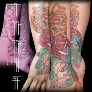 Cover up neotradicional a color