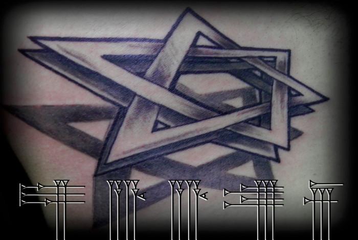 Tatuaje en la barriga