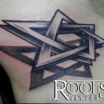Tatuaje para costillas hombre