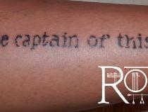 Tatuaje mecanografía