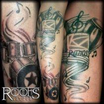 Tatuaje música