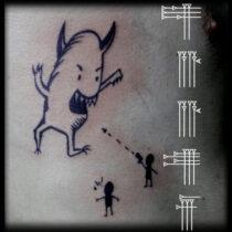 Tattoo niños