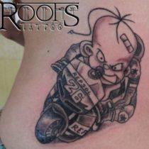 Tatuaje infantil
